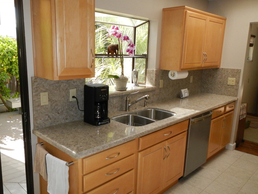 Small galley kitchen remodel home design and decor reviews for Galley kitchen remodel ideas